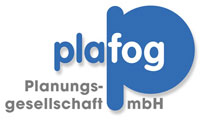 plafog Planungsgesellschaft mbH Kulmbach Logo