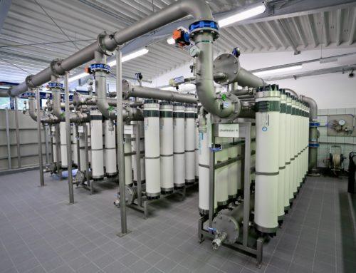 Trinkwasseraufbereitungsanlage Grundmühle