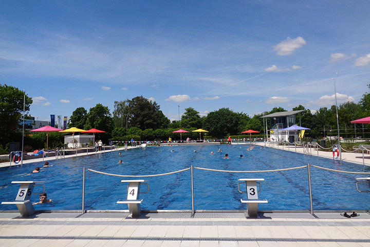 Freibad Ansbach
